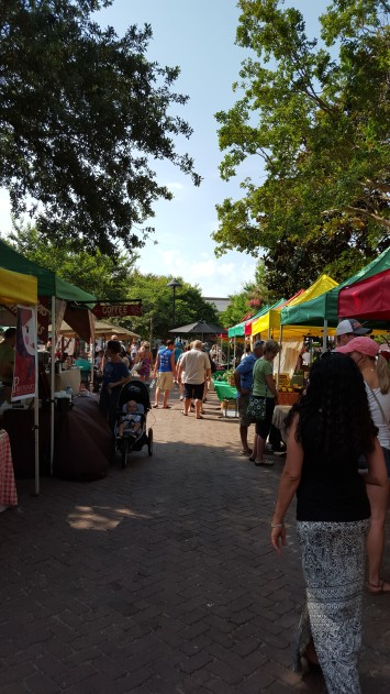 Downtown Charleston Farmer's Market