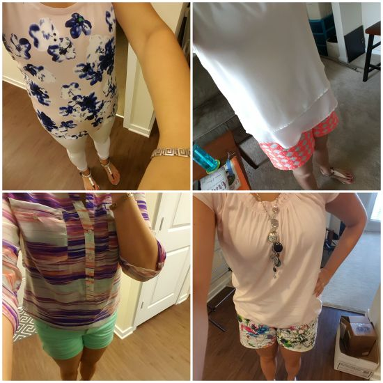 July OOTDs 2