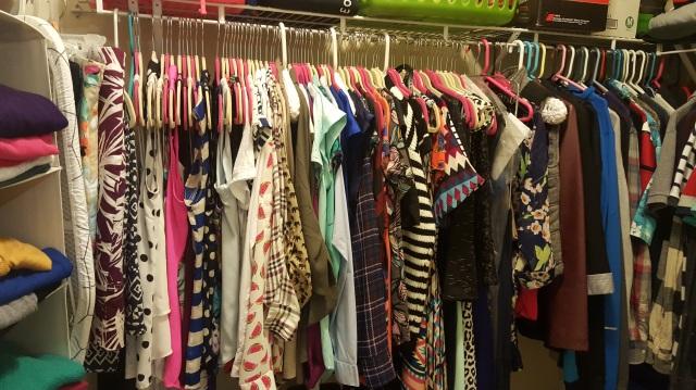Closet Overhaul #2
